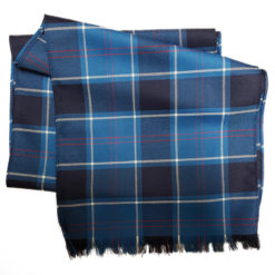 US Navy Edzell Tartan Light Weight Wool Scarf
