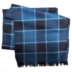 US Navy Edzell Tartan Light Weight Wool Scarf