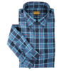 US Navy Edzell Tartan Button Up Shirt