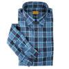 US Navy Edzell Tartan Button Up Shirt