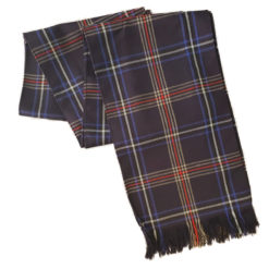 US Law Enforcement Police Tartan Sash