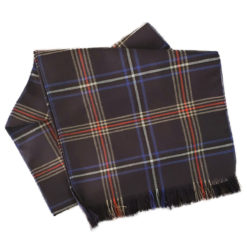 US Law Enforcement Police Tartan Scarf
