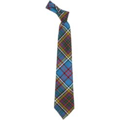Anderson Clan Modern Wool Neck Tie