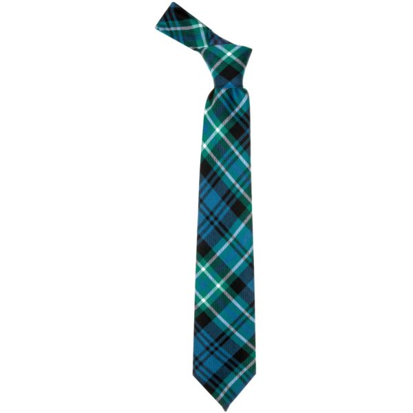 Arbuthnot Clan Ancient Wool Neck Tie