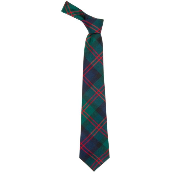 Blair Clan Modern Tartan Wool Neck Tie