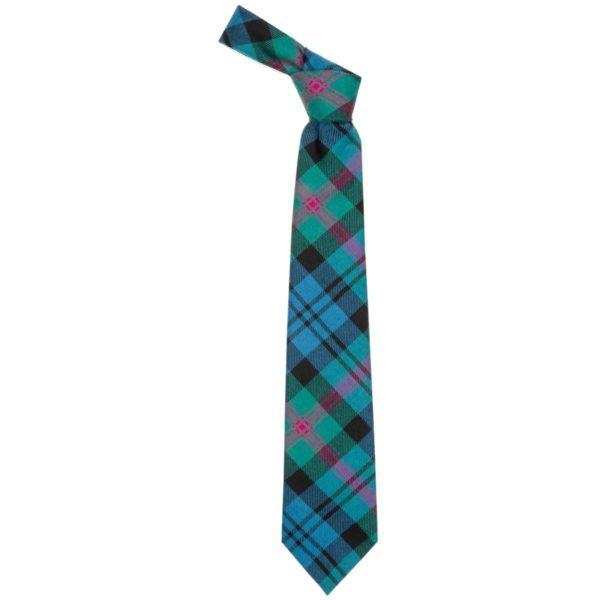 Baird Clan Ancient Tartan Wool Neck Tie
