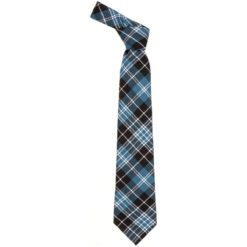 Clark Clan Ancient Tartan Wool Neck Tie