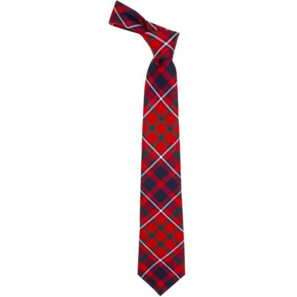 Cameron of Lochiel Modern Tartan Wool Neck Tie