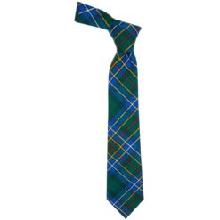 Cockburn Modern Tartan Wool Neck Tie