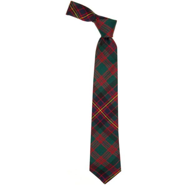 Cochrane Modern Tartan Wool Neck Tie