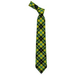 Cornish National Tartan Wool Tie