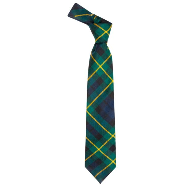 Campbell of Breadalbane Modern Tartan Wool Neck Tie