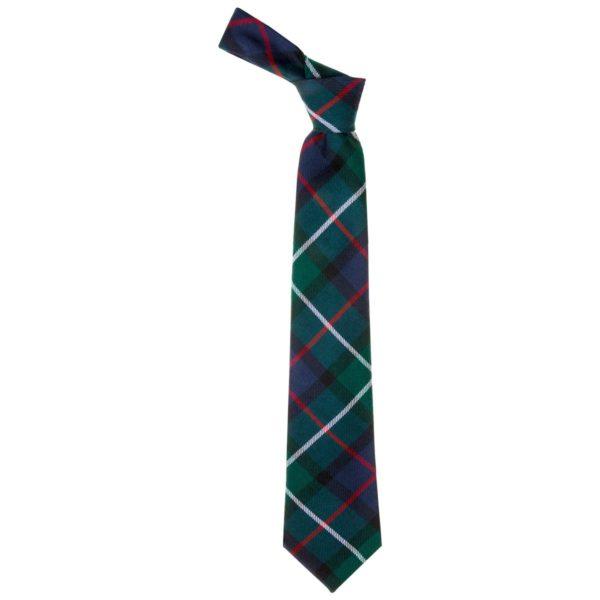 Davidson of Tulloch Tartan Wool Neck Tie