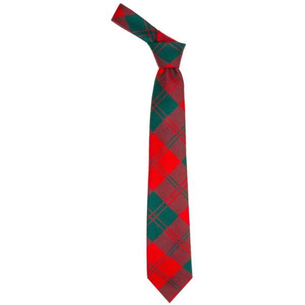 Erskine Clan Modern Tartan Wool Neck Tie