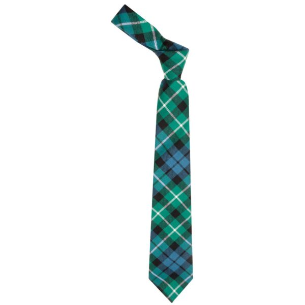Graham of Montrose Ancient Tartan Wool Neck Tie