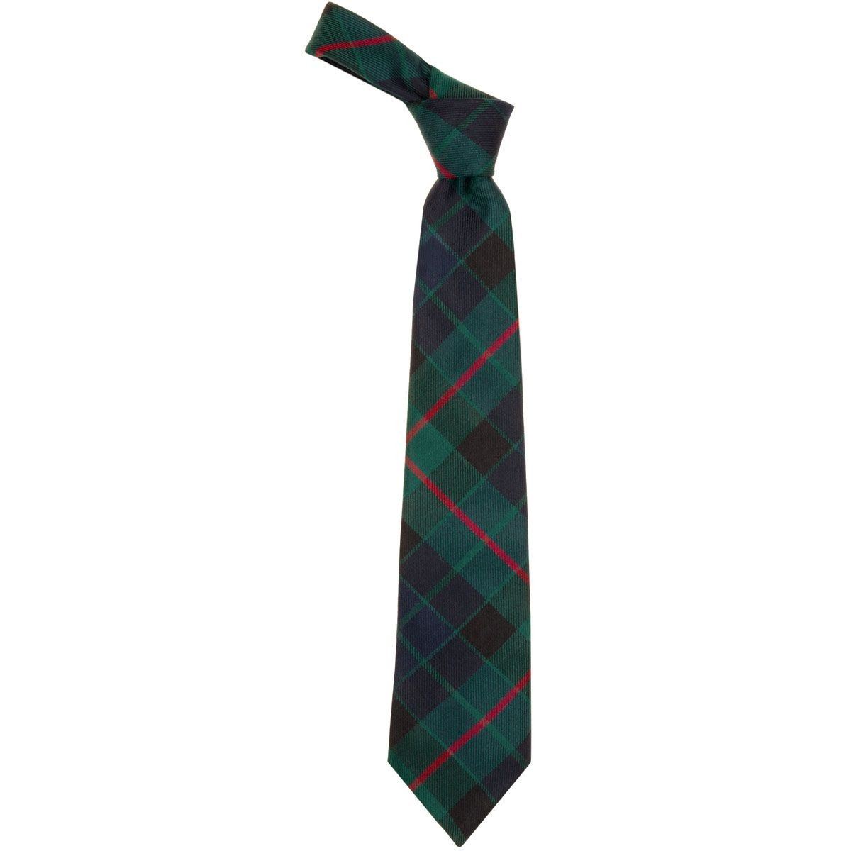 Mens Clan Tie Made in Scotland Shepherd Ancient Tartan