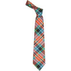 Kidd Ancient Tartan Wool Necktie