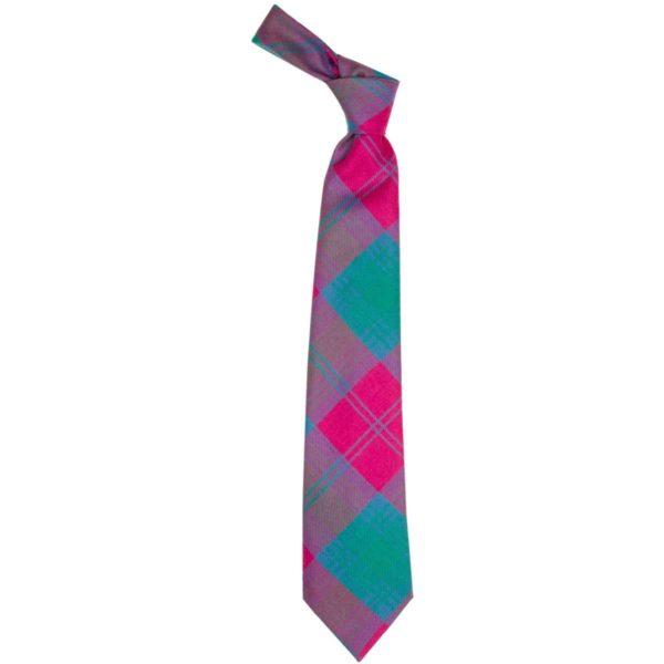 Lindsay Ancient Tartan Wool Neck Tie