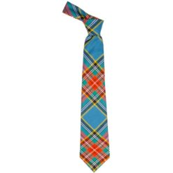 MacBeth Clan Ancient Tartan Wool Neck Tie
