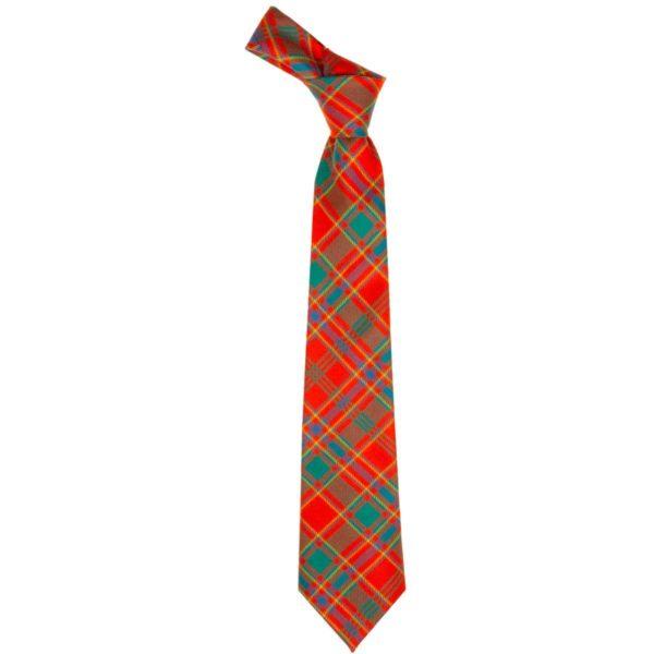 Munro Clan Ancient Tartan Scottish Wool Neck Tie
