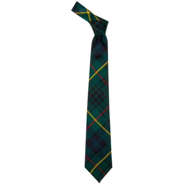 Stewart Hunting Modern Tartan Wool Neck Tie