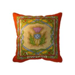 Scottish Weave Pillow Cover 12 x 12