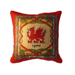 Welsh Weave Pillow Cover 12 x 12