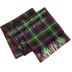 Irish Traditions Watermarked Example Tartan Sash