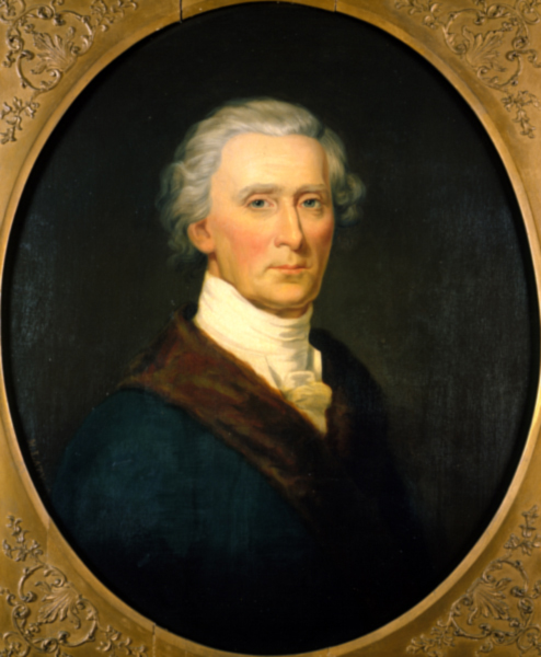 Charles Carroll of Carrollton Signer Maryland Senator 1776 of the Declaration of Independence from Ireland
