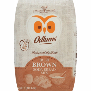Odlums Brown Irish Soda Bread Quick Mix Food Ireland Irish Traditions Easy Bread