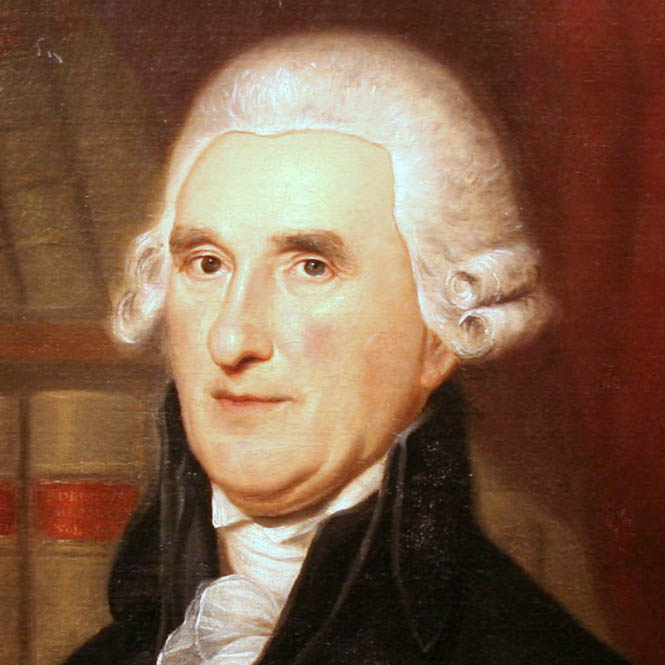 Honourable Thomas McKean Signer 1776 of the Declaration of Independence from Ireland