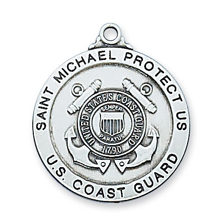 McVan Coast Guard St Michael