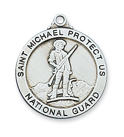 McVan National Guard St Michael