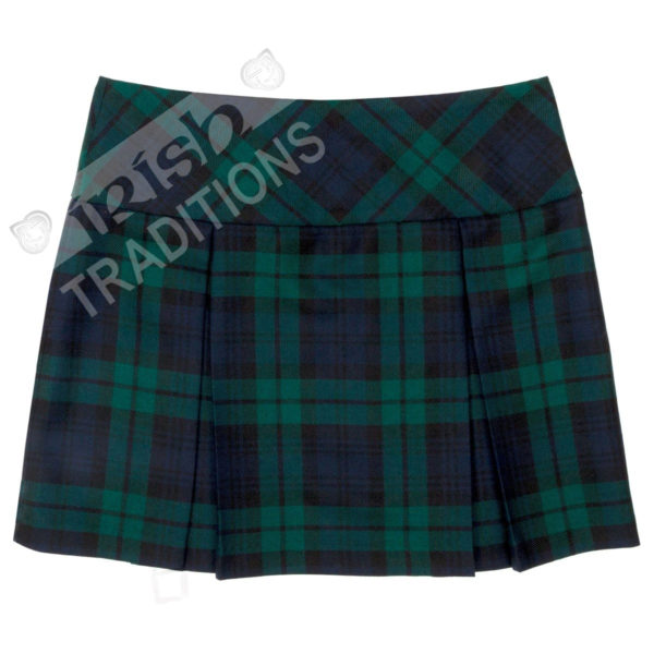 Tartan Billie Skirt Back