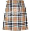 Tartan Kilt Mini Skirt Thompson Camel Example