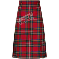 Ladies Kilted Skirt Front