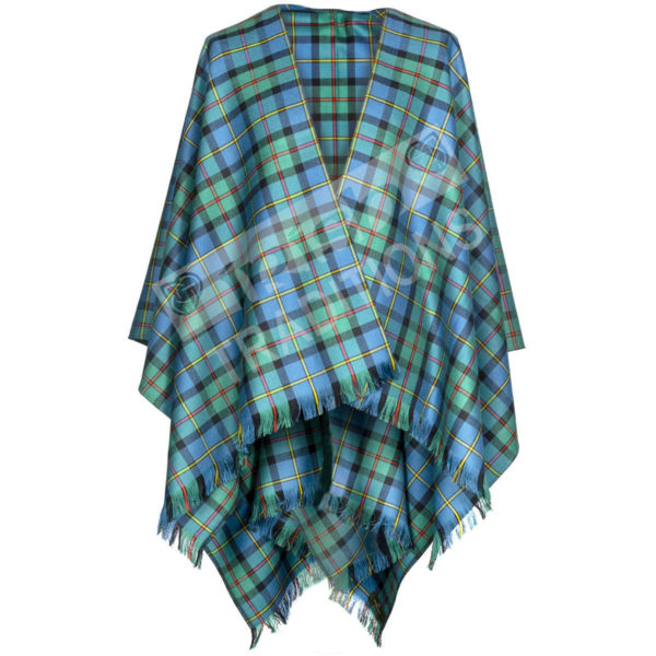 Scottish Tartan Example Lochcarron Serape Reiver