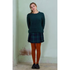 Tartan Billie Skirt Modeled