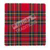 Pocket Square Example Scottish Tartan Pocket Square
