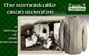 Irish Knitwear Banner
