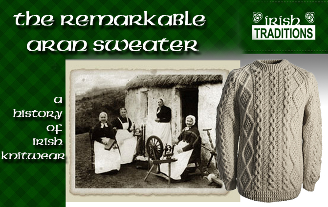 Irish Knitwear Banner