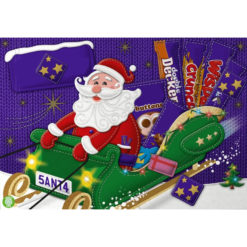 Dairy Milk Santa Selection Box