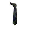 Polaris Submariner US Navy Military Tartan Tie