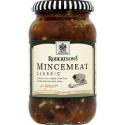 Robertson's Mincemeat Irish Food Ireland Christmas