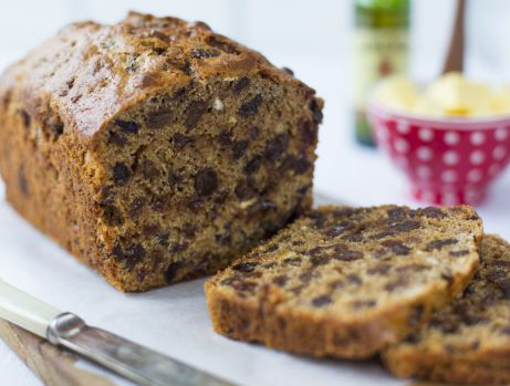Barmbrack Irish Brown Bread image