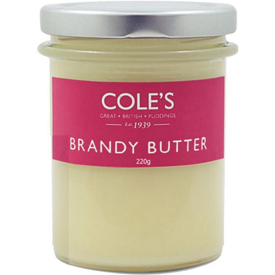 Cole's Brandy Butter