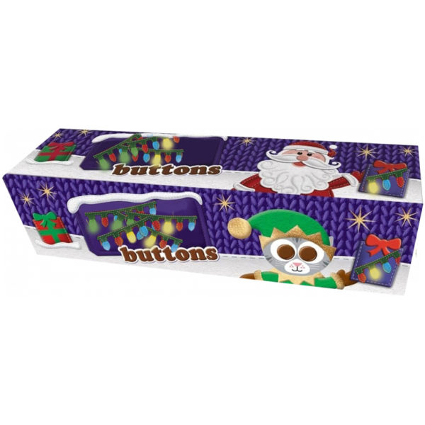 Cadbury Buttons Tube