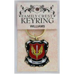 Family Crest Keyring Heraldic Enamel Keyring 3