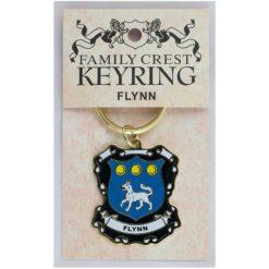 Family Crest Keyring Heraldic Enamel Keyring 2
