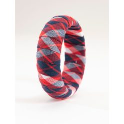 Coast Guard Military Tartan Bracelet
